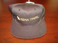 STAR TREK 1994  SCRIPT  VINTAGE 90'S HAT CAP  SNAPBACK