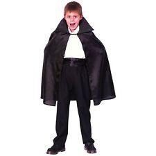 Mottoland Kinder Vampir Umhang Junge Kostum Fasching Karneval Halloween