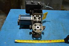 Jamesbury 1/2 '' actuator valve with PMV valve positioner model P-1520