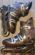 Rollerblade Nitroblade STX Men's Size 8 (26.0) Inline Skates