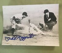 Phil Rizzuto HOF New York Yankees Signed Autograph Auto 5x7 Photo