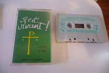 CASSETTE DE CHANTS N°26 MESSE DE LA RESURRECTION K7 AUDIO TAPE IL EST VIVANT!