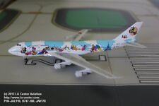 Phoenix Model Japan Airlines Boeing 747-100 Disney Dream Express Model 1:400