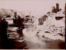 MOSTAR 1900 - Vieux Pont Bosnie Balkans - 54