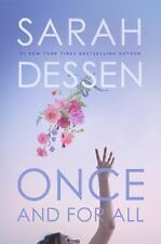 Once and for All (Hardback or Cased Book)