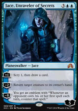 MTG JACE, UNRAVELER OF SECRETS EXC - JACE, RIVELATORE DI SEGRETI - SOI - MAGIC