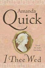 I Thee Wed (Vanza Series) (The Vanza Series), Amanda Quick, Paperback, New
