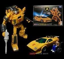 Transformers Masterpiece MP39 Sunstreaker Figure 18CM Toy New in Box