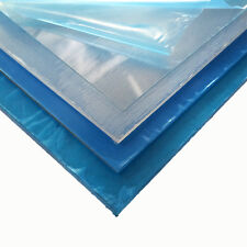 "Vacuum Forming Sheet 18 Pack - .236"" X 16"" X 16"" Clear PETG Sheet"