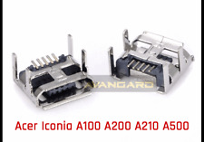 Acer Iconia A100 A200 A210 A500 Ladebuchse MIcroUSB 5Pin Jack Connector