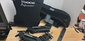 USED Steadicam stabilizer Merlin Arm Vest Pack WITH CARRY BAG