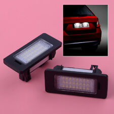For Skoda Octavia 3rd generation 5E/A7 Pair 24-LEDs Number License Plate Light