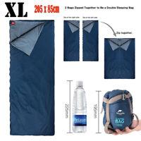 Waterproof Ultralight Sleeping Bag Thermal Travel Outdoor Camping Hiking 3Season