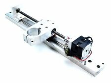 REXROTH 200mm Actuator Module - Coupling + Stepper Motor - Z axis,CNC