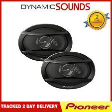 """Pioneer TS-A6933IS 6 x 9"""" Inch 1100 Watt 3 Way Coaxial Car Speakers"""