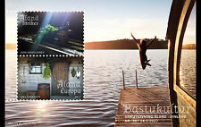 Aland - Postfris / MNH - Sheet Joint-Issue Aland-Finland 2017