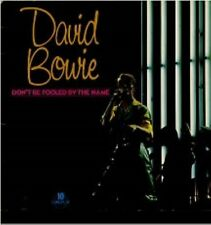 """David Bowie Don't Be Fooled By The Name Uk 10"""""""