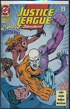 Justice League International #53 (1993-1994 DC) 1st Print VF