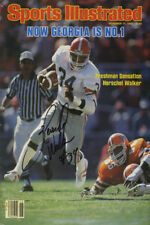 Herschel Walker Sports Illustrated Autograph Poster