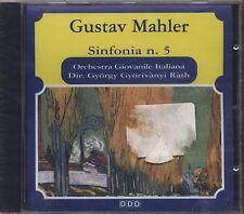 GUSTAV MAHLER - Sinfonia n. 5 - CD 1998 SIGILLATO SEALED