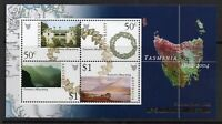 AUSTRALIA SGMS2356 2004 BICENT OF SETTLEMENTS OF HOBART O/P SALON DU TIMBRE MNH
