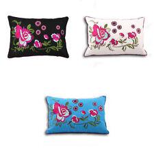 Floral Contemporary 100% Cotton Decorative Cushions
