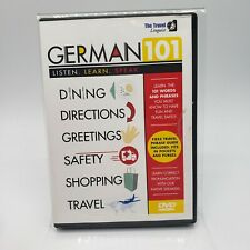 German 101 - DVD - VERY GOOD