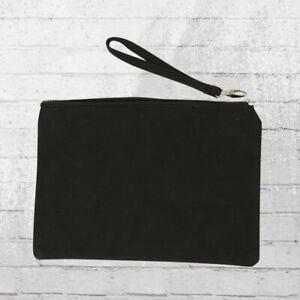 Westford Mill Kosmetiktasche schwarz Handtasche Handgelenk-Tasche