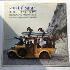 "The Beach Boys ""Surfin' Safari"" RARE NM LP Capitol SY-4572 1972"