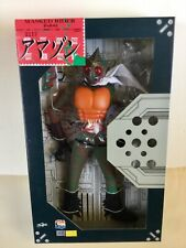 "MEDICOM RAH REAL ACTION HERO KAMEN RIDER AMAZON 12"" COMBAT JOE TAKARA TOKUSATSU"