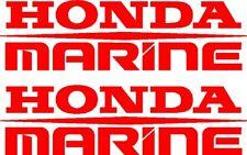 "22"" HONDA MARINE Custom Boat Decal Sticker - L@@K"