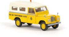 1/87 Brekina Land Rover 109 geschlossen ANWB NL 13780