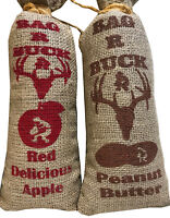 Bag R Buck Red Delicious And Green Apple Packer Bag Combo