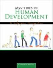 Mysteries of Human Development:  A Lifespan Perspective by WRIGHT  CHRYSALIS