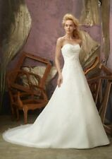 Mori Lee Strapless Ball Gown/Duchess Wedding Dresses