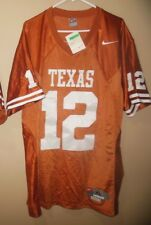 TEXAS LONGHORNS GAME STYLE  FOOTBALL JERSEY