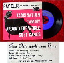 EP Ray Ellis Fascination Tammy Around the World Soft Sa
