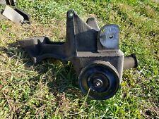 87-93 Ford F150 4.9 AC Compressor Power Steering Pump Bracket and pump