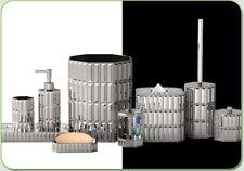 NuSteel GLT1GH Glitz Gold Swab-Cotton Container