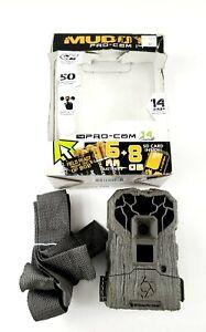 Muddy Pro-Cam i4 Bundle Trail Camera 14MP Photos 50' Detection Range new