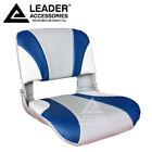 New Leader Accessories Detachable Grayblue Marine Fishing Boat Seat