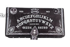 Nemesis Now Spirit Board Ouija Board 3D Embossed Black Wallet Wiccan Gothic Gift