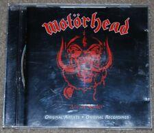 MOTORHEAD  ACE OF SPADES  UK COMPILATION CD ALBUM  VERY GOOD+