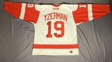 Steve Yzerman Detroit Red Wings NHL Vintage CCM Jersey Men's Adult Size Medium