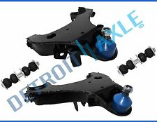 New Front Lower Control Arms + Ball Joints + Sway Bar Links for Nissan 3.3L 4WD