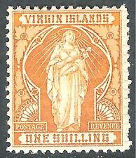 British Virgin Islands Victoria Era (1840-1901) Stamps