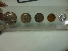 1942 US 5 COIN PROOF SET