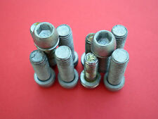 Schrauben Vorbau M7 10er pack verschiedene Längen.