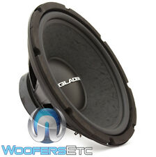 "GLADEN ALPHA 12 SUB 12"" WOOFER 250W RMS 4-OHM SUBWOOFER BASS CAR SPEAKER NEW"