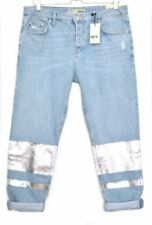 Stonewashed Jeans Size Petite L28 for Women